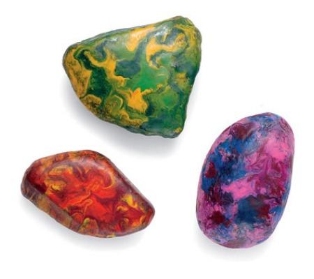 Swirly Stones